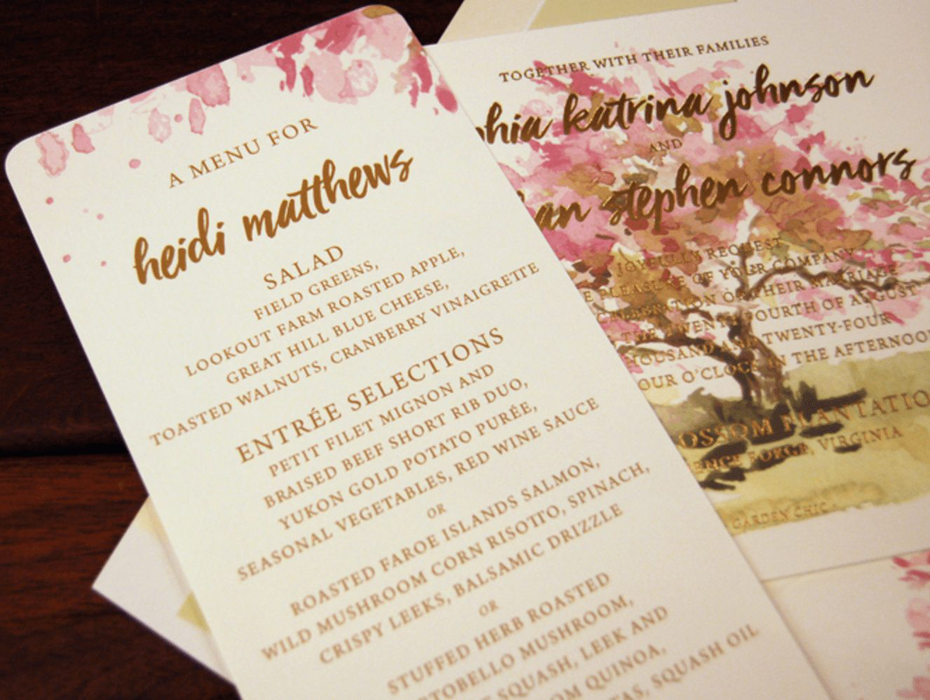 Wedding Invitations in Reno - You\'re Invited by Kathy Peterson