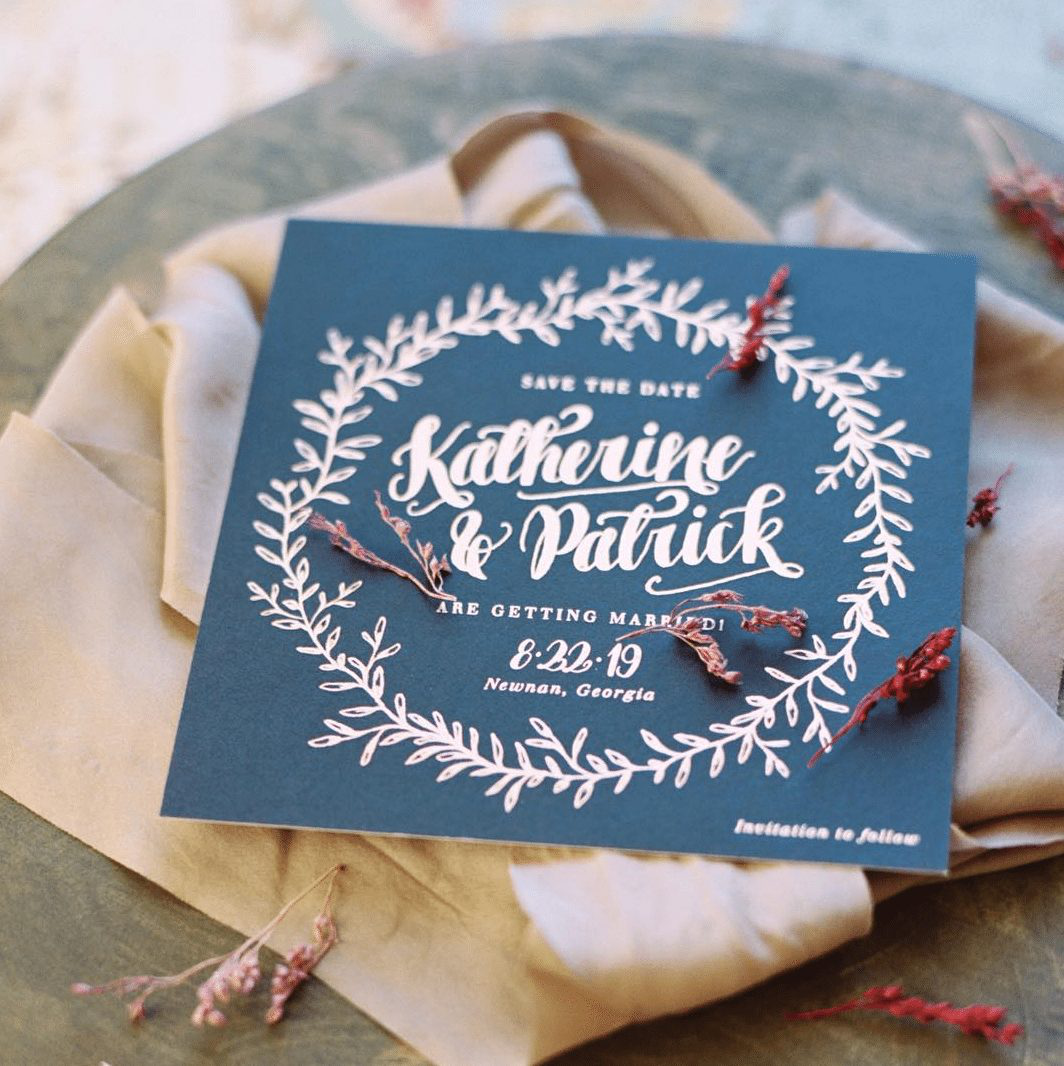 Why You Should Order Wedding Invitations in Person | Reno Wedding ...